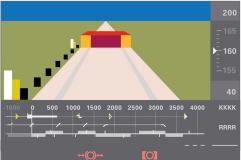 ERMTS hoge snelheidstrein hsl ATB experimenteel interface voor achinist