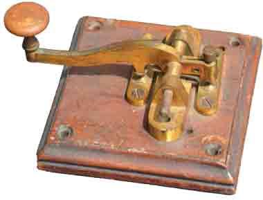 Invoer Morsesleutel Toekomst