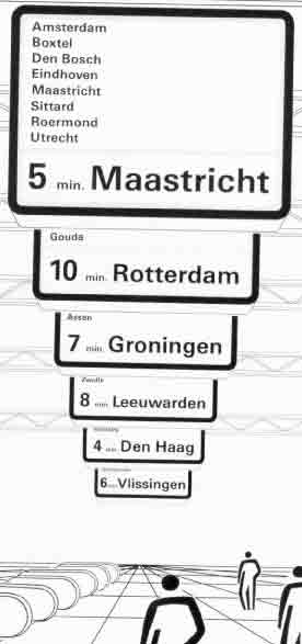 structuur openbare ruimten