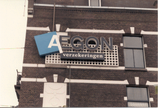 design company logo aegon icon pictogram
