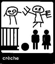 borden iconen pictogrammen grafisch kinderen leeftijd