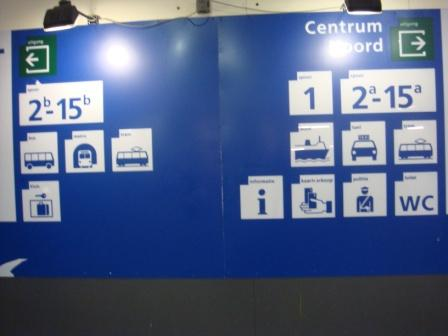 icons pictograms public transport